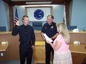 cody mason swearing in